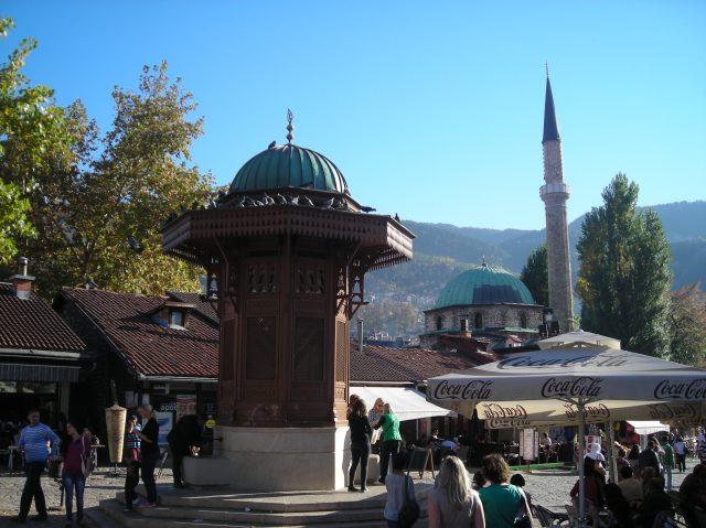 Sarajewska Bakčaršija