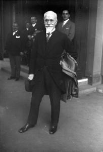 Wenizelos podczas wizyty w Berlinie w 1929 roku